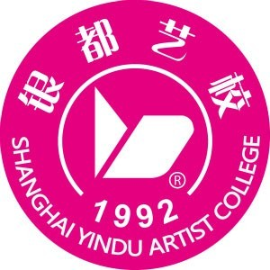 上海银都艺员进修学校logo