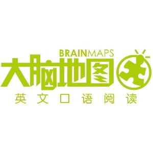 上海大脑地图logo