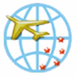 濟南神州飛機場培訓學校logo