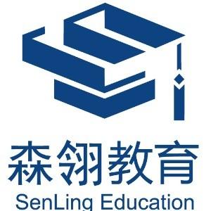 上海森翎j教育科技有限公司logo