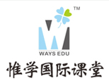 上海惟学国际课堂logo