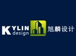 上海旭麟电脑设计培训中心logo