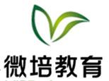 上海微培教育logo