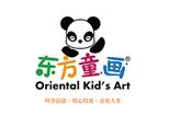 上海东方童画logo