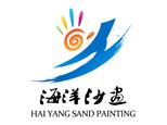 濟南海洋沙畫工作室logo