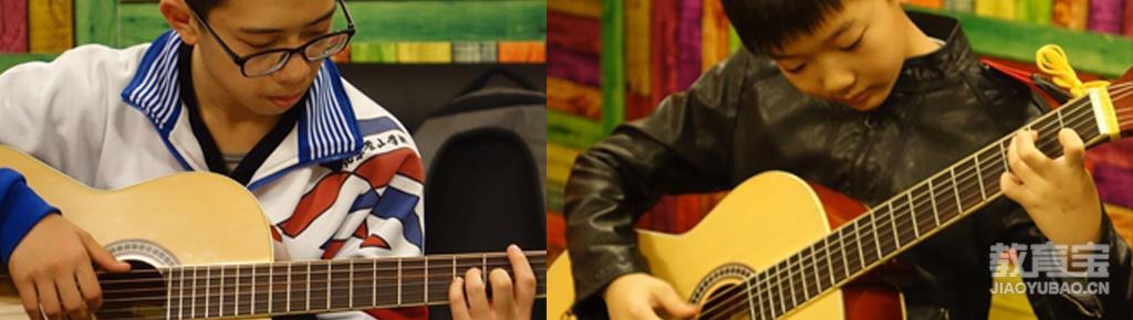 微信头像吉他背影图片