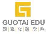 北京国泰金融学院