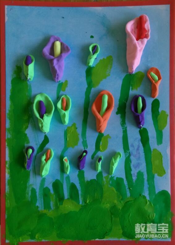 3-4岁幼儿创意美术课——启智探索