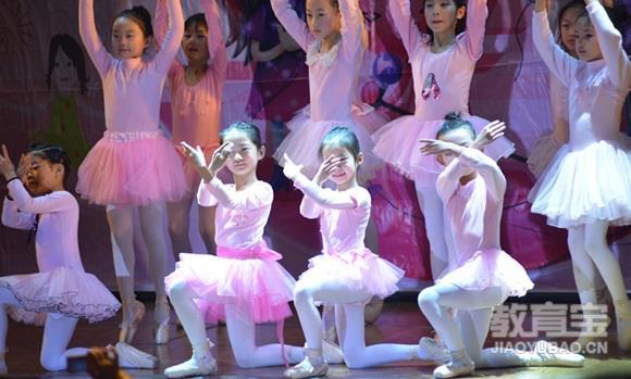 儿童芭蕾舞培训