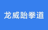 濟南龍威跆拳道logo