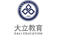 上海大立教育logo
