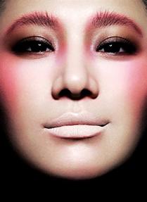 化妆与脸型
