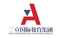 上海三立教育logo