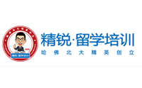 精锐·留学培训logo