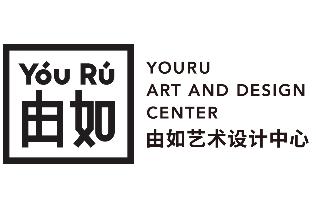 由如艺术设计中心logo