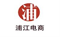 上海浦江電商職業培訓學校logo