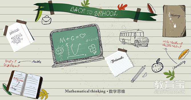 数学思维课(3-6岁)