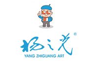 上海杨之光美术中心logo