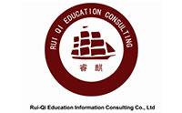 上海睿麒教育logo
