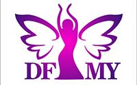 東方銘月肚皮舞瑜伽館logo