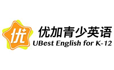 上海优加青少儿英语logo