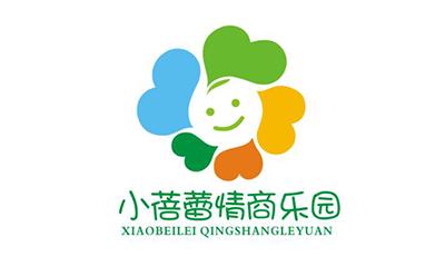 濟南小蓓蕾情商樂園logo