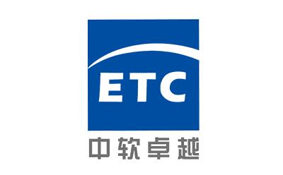 上海中軟卓越logo