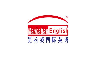 廣州曼哈頓國際英語logo