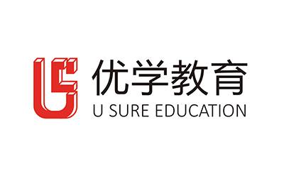廣州優學教育logo