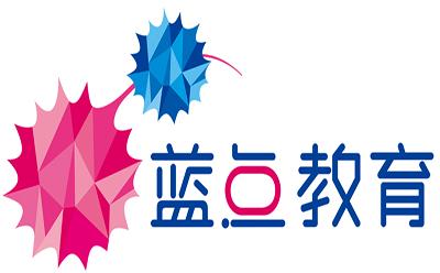 廣州藍點教育logo