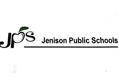 美国詹尼森公立高中上海logo