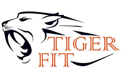 上海泰格国际健身学院logo