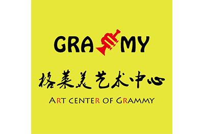 山東格萊美藝術培訓中心logo