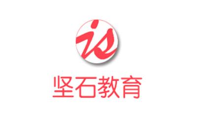 上海坚石教育logo