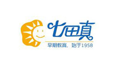 成都七田真早教logo