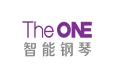 The ONE智能音樂logo