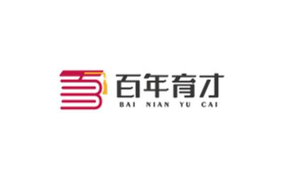濟南百年育才logo