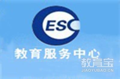 中國教育服務中心(山東)logo