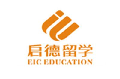 上海启德留学logo