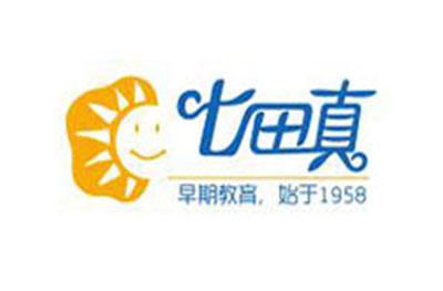 上海七田真早教logo