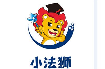 昂立小法狮幼少儿思维学堂logo
