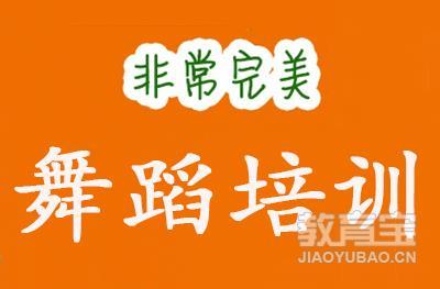 濟南非常完美舞蹈培訓logo