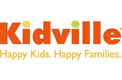上海Kidville早教logo
