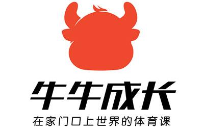 上海牛牛成长logo