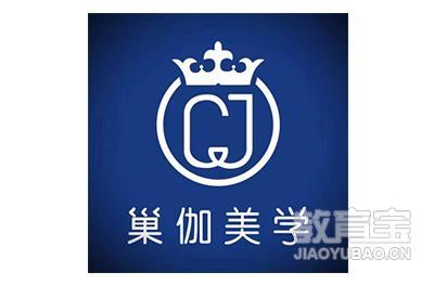 山東巢伽美學logo