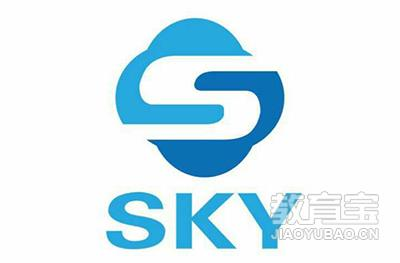 濟南sky日韓留學logo