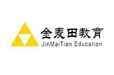 上海金麥田教育logo