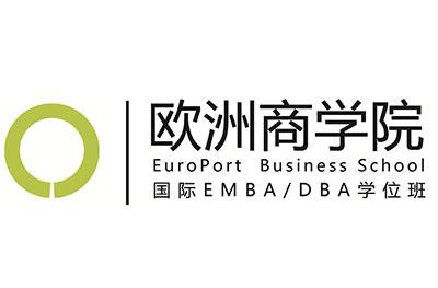 欧洲商学院logo
