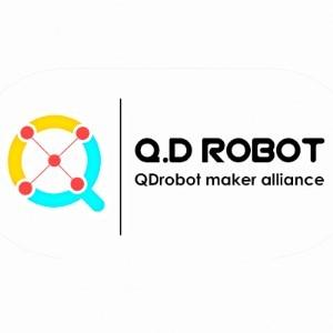上海QD機器人創客聯盟logo