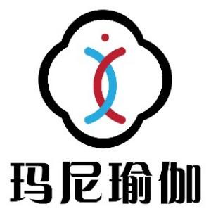上海瑪尼瑜伽教練培訓學院logo